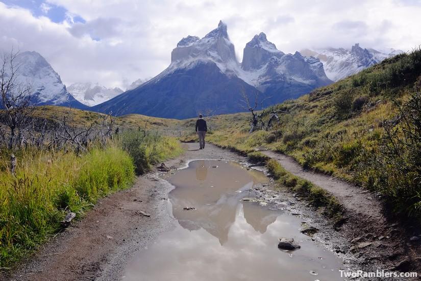 Paine Grande mountains, Torres del Paine