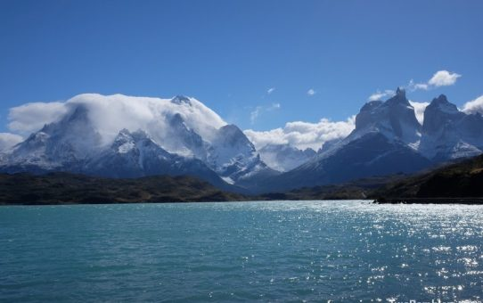 The Y-trek in Torres del Paine