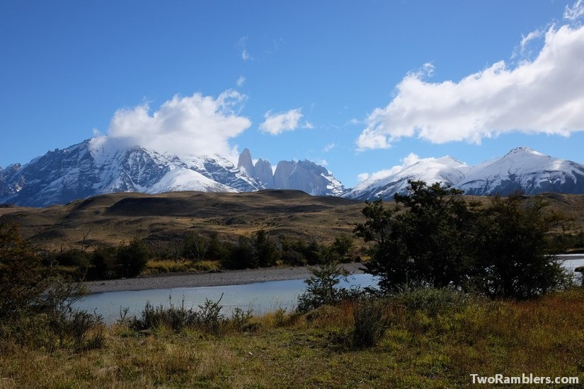 Torres mountains, Torres del Paine