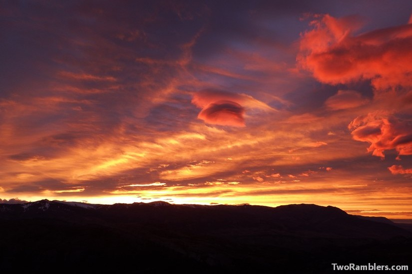 Sunrise El Chalten