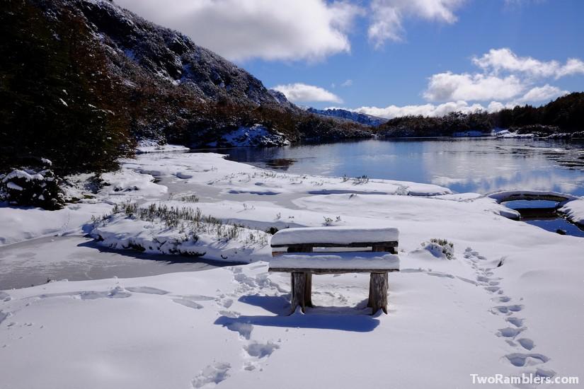 Lago Natacion, El Bolson, Argentina