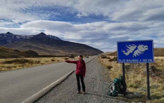 'Doing the thumb' – our hitchhiking experiences in Patagonia