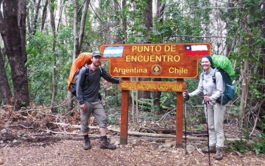 Paso Rio Puelo trek – from Argentina to Chile on foot