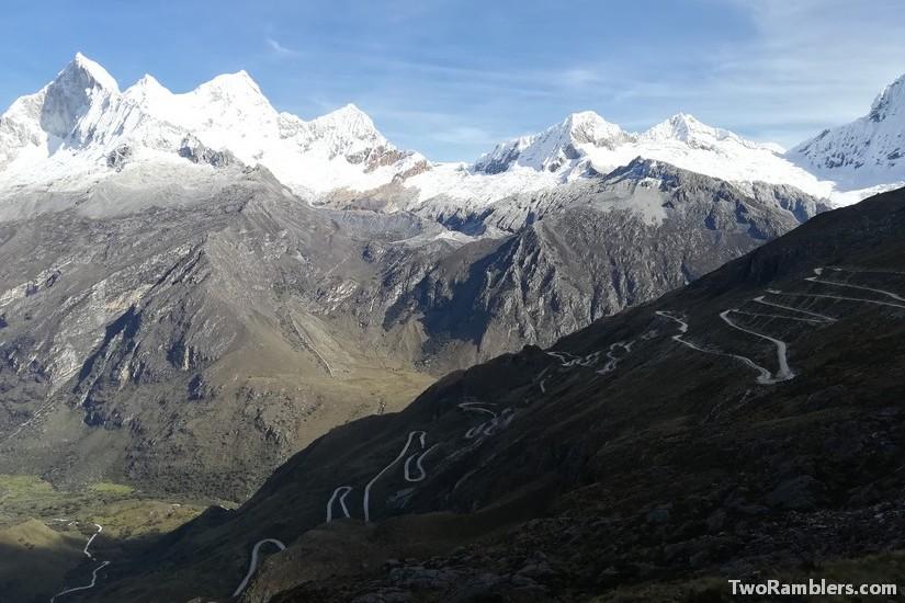 Road to Vaqueria, Santa Cruz Trek, Peru