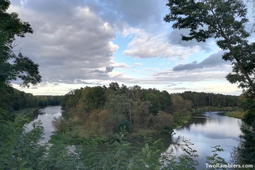 river turn
